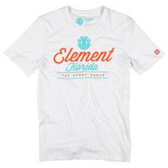 Element Destination Florida SS tee-shirt white 30,00 € #element #elementskate #elementskateboard #elementskateboards #elementskateboarding #skate #skateboard #skateboarding #streetshop #skateshop @PLAY Skateshop