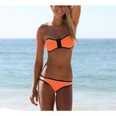 Sexy Women Swimsuit Bikini set
