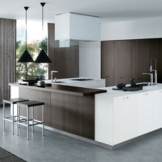 Kyton Kitchen Cabinetry designed by Poliform