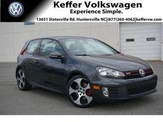 2011 Volkswagen GTI, 48,494 miles, $17,750.