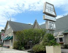 Oyster Bay Restaurant & Bar in Cape May, New Jersey