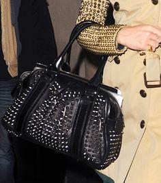 Burberry Prorsum studded handbag