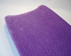 Changing Pad Cover Wisteria Purple