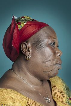 """Hââbré is the same word for writing / scarification"""" in Kô language from Burkina Faso. Scarification is the practice of performing a superficial incision in the human skin."""