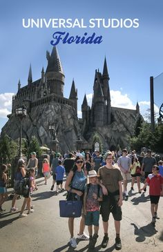 Tips for visiting Universal Studios Florida #UniversalStudios #Florida #Travel #HarryPotter