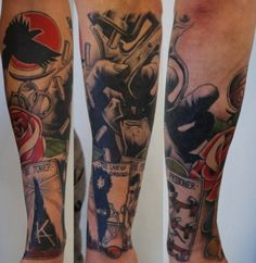 dark tower tattoo - Google Search