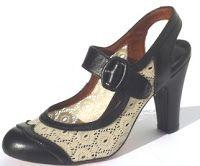 Remix Shoes Ginger Heels