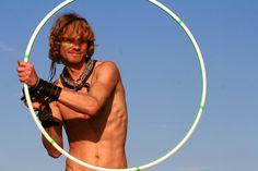 Paul Vlaar... Love a hottie with a hoop!