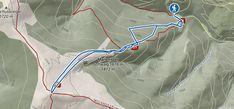 ▷ Wandern: Auf den Hochwechsel von Mariensee - Bergwelten Neon Signs, Map, Alps, Location Map, Maps