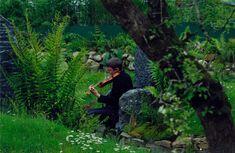 Celtic Sanctuary and Kew – Mary Reynolds - Landscape Designer