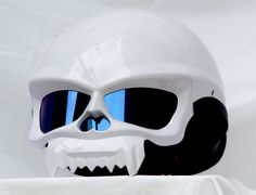 Masei 2014 DOT Approved Skull Motorcycle Helmet 429 White 8331 Fixie Bike Fixed Gear Bicycle Parts Motorcycle Helmet Apparel Modify Cars Parts Harley Davidson Helmets, Harley Davidson Parts, Harley Davidson Knucklehead, Harley Davidson Motorcycles, Fixed Gear Bicycle, Bicycle Parts, Skull Motorcycle Helmet, Custom Harleys