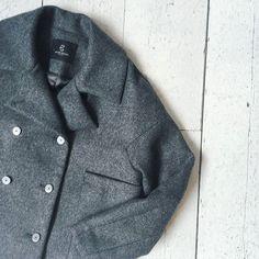 Bruuns Bazaar coat [size 36] #kolifleur #sustainablefashion #secondhand #coat  by @ninabrigitte