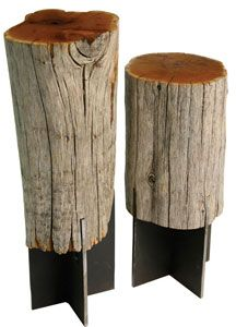 Stump Tables by Jim Denney: $899