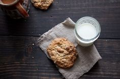 Fig and Chocolate Oatmeal Cookies, a recipe on Food52