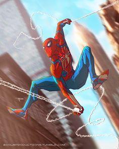 Insomniac Games' Spider-Man - Michael Pasquale