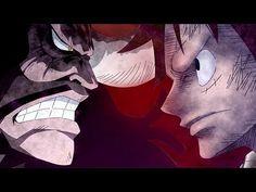 Was für den Anime, Wano Kuni Arc wichtig ist! One Piece Kaido Vs Luffy, One Peace, Animation, Anime One, Good Manga, Youtube, Art Pieces, Den, Fictional Characters