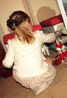 What To Do When Someone Touches the Elf on the Shelf