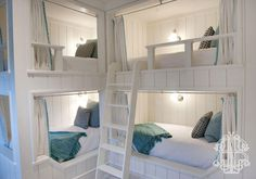 bunk room | Design House Savannah