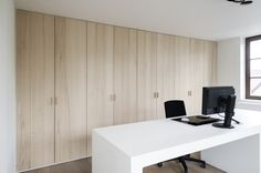 Een aangename bureauruimte - Portfolio - Expro - Interieurarchitect Josfien Maes