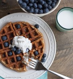 Food Lover Friday: The Best Gluten-Free Waffles