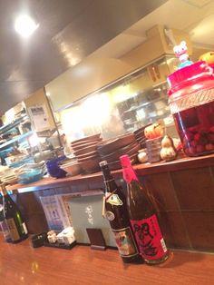 千代田線綾瀬駅東口から徒歩0分! 「赤兵衛 東口店」。 季節の料理が美味しいお店です。