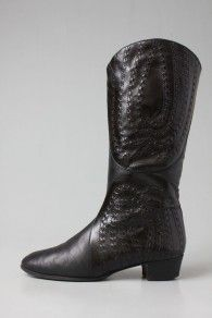 The Hemmingstitch Boots - Ilovevintage.nl