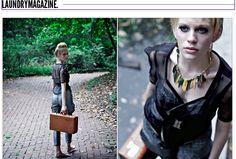 """""""Elevate"""" for Laundry Magazine  Stylist: Denise Hatzis  Photographer: Mikey Pozarik"""