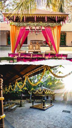 Wedding Backdrop Design, Wedding Stage Decorations, Backdrop Decorations, Festival Decorations, Wedding Mandap, Wedding Chairs, Marriage Decoration, Background Decoration, Luxury Wedding Venues