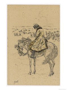 Napoleon I During the Russian Campaign 1812 Giclee
