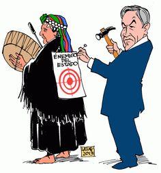 ¿En verdad son enemigos del gobierno? Ellos sólo quieren vivir en paz; el estado es el enemigo del pueblo y de la  igualdad.