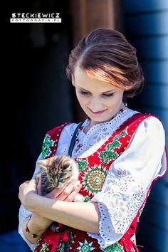 Podhale, southern Poland. Image © Marcin Steckiewicz. Folk Costume, Costumes, Norwegian Clothing, Polish Folk Art, Folk Fashion, My Heritage, People Of The World, Amazing People, Eastern Europe