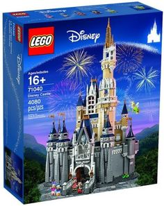 LEGO® The Disney Castle