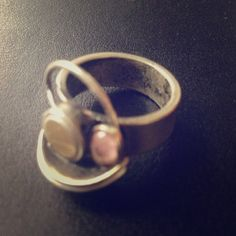 Artisan ring. The artist is Canadian. I forgot the artist name. Jewelry Rings