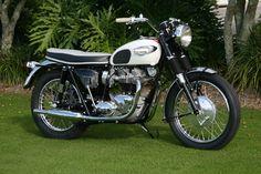 1966 Triumph Bonneville