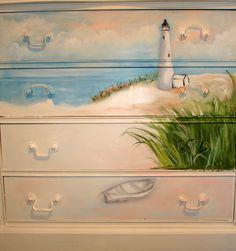 Painted Dresser earl