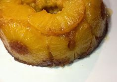 No Mundo de Luisa: Bolo antigo de ananás Pineapple Cake, Recipies, Cakes, Chocolate, Fruit, Desserts, Birthday Cakes, Tailgate Desserts, Recipes