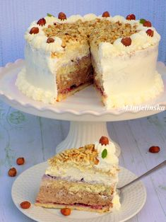 Cake Cookies, Cupcakes, Savoury Cake, Cakes And More, Vanilla Cake, Sweet Tooth, Cheesecake, Sweets, Candy