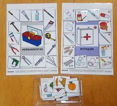 Autism Activities, Preschool Games, Preschool Worksheets, Book Activities, English Projects, Baby Games, Pre School, Speech Therapy, Montessori