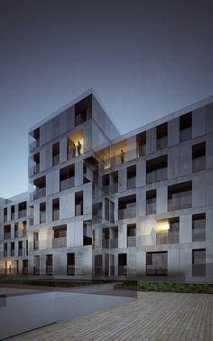 Img+F01+C.jpg 1000×1600 pixels #gevel #ritmiek #compositie #panelen #terras #balkons #structuur