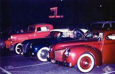 Paul McGill's 1940 Ford