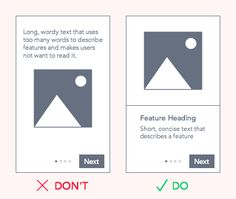 How to Design a Walkthrough That Users Will Read - UX Movement