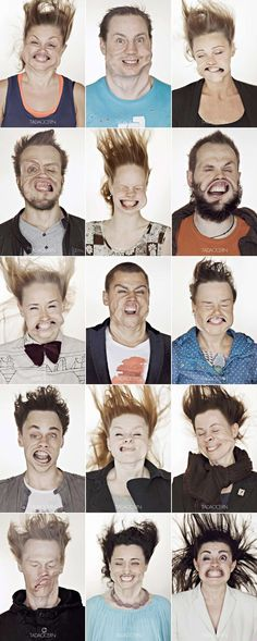 Wind Tunnel Portraits...hahahahahahaha we must do this!! @Stacey Taylor
