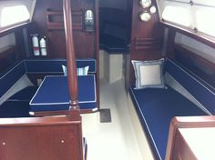 sailboat upholstery - Google Search