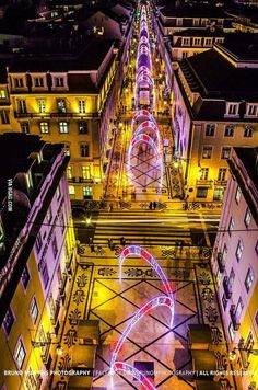 Christmas Lights in Portugal - 9GAG