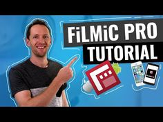 Learn to shoot video with iPhone and Android like a PRO in this Complete FiLMiC Pro Tutorial! *** FREE Guide to Filming Amazing Videos on Smartphone! Android Camera, Iphone Camera, Android Video, Shooting Video, Like A Pro, Mobile Photos, Best Iphone, Photoshop Tutorial, Video Editing