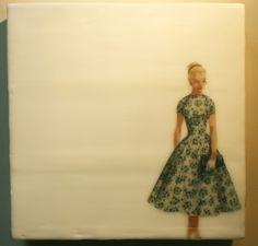 Beverly Owens / Blu Rose / Affordable Artwork / Canadian Art / Gallery / Framing / Canvas / Art Interiors - Toronto, ON