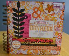 Un autre mini d'ESTELLE rempli de tampons...De belles idées !!: http://estelle56.over-blog.com/article-album-instantane-de-bonheur-pour-la-fabrik-a-scrap-122700522.html