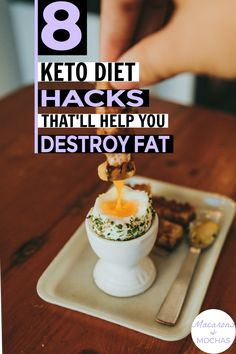 These Keto Diet hacks are THE BEST! I'm so happy I found these GREAT ketogenic diet tips! Now I have some great ways to lose weight and stick to the keto diet. #Macarons&Mochas #KetoHacks Diet Hacks, Diet Tips, Lose Weight Quick, Health Diet, Mocha, Macarons, Ketogenic Diet, Weight Loss, Eat