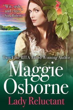 Author Maggie Osborne