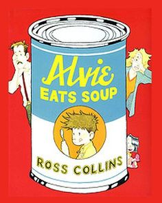 Alvie Eats Soup Ross Collins 0439272602 9780439272605 Ask Alvie what his favorite food is. I only eat soup, says Alvie. A snack? I only eat soup, says Alvie. Alvies parents put up with his eccentricit Soup Stock Image, Easy Vegetable Soup, Name Inspiration, Preparing For Baby, Popular Pins, Great Books, Baby Names, Childhood, Baby Boy